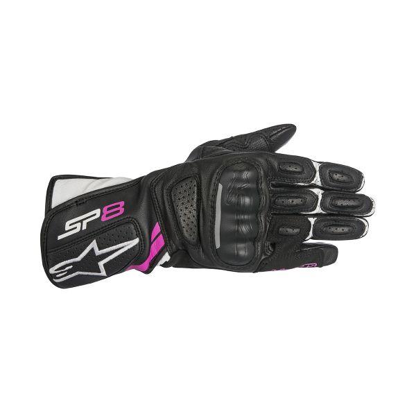 gants moto alpinestars stella sp 8 v2 fuchsia cherche propri taire. Black Bedroom Furniture Sets. Home Design Ideas