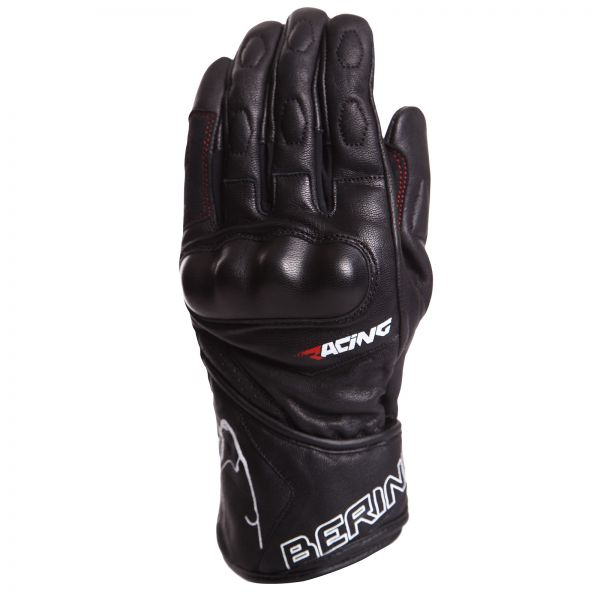 Gants Moto Bering Troop-R Black