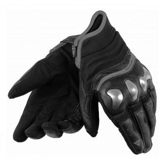 Gants Moto Dainese X-Run Black Black