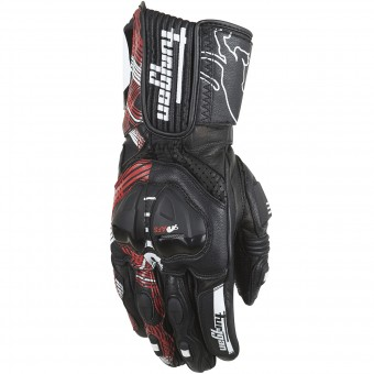 Gants Moto Furygan AFS-19 Masai Black Grey Red