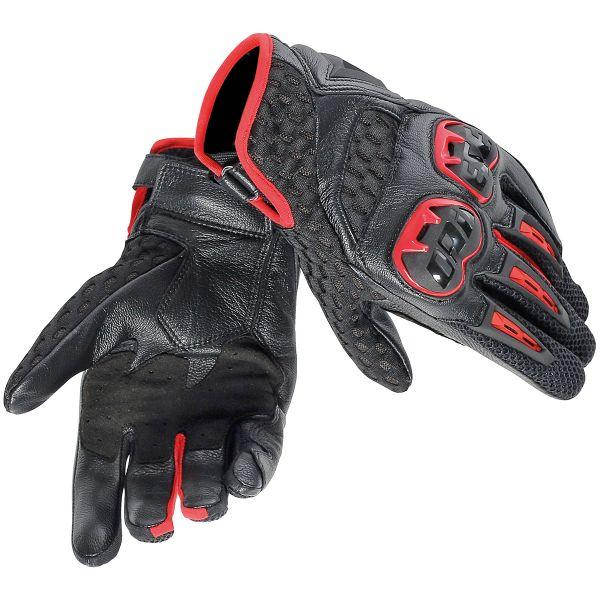 Gants Moto Dainese Air Hero Red Black