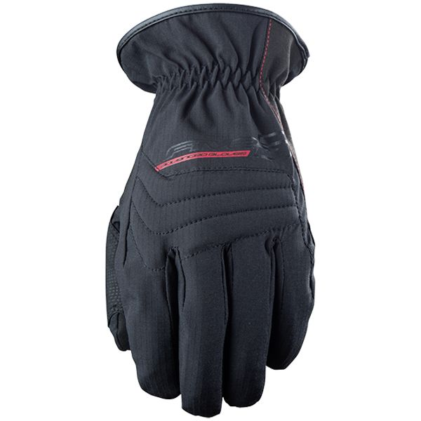 Gants Moto Five All Weather Short WP Black