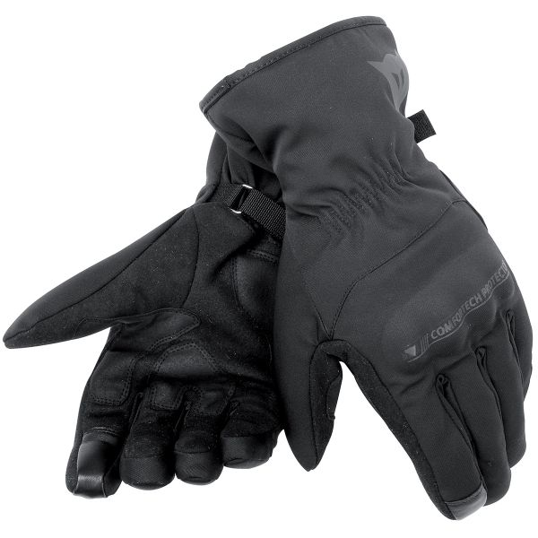 Gants Moto Dainese Alley Unisex D-Dry Black