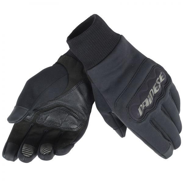 Gants Moto Dainese Anemos Windstopper Black