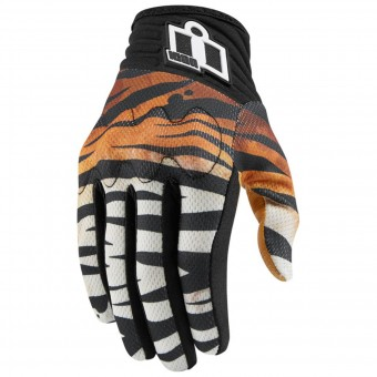 Gants Moto ICON Anthem Shaguar