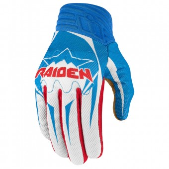 Gants Moto ICON Arakis Glove Glory