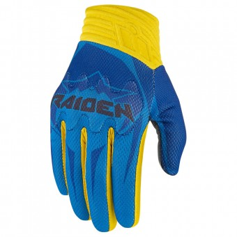 Gants Moto ICON Arakis Glove Turk