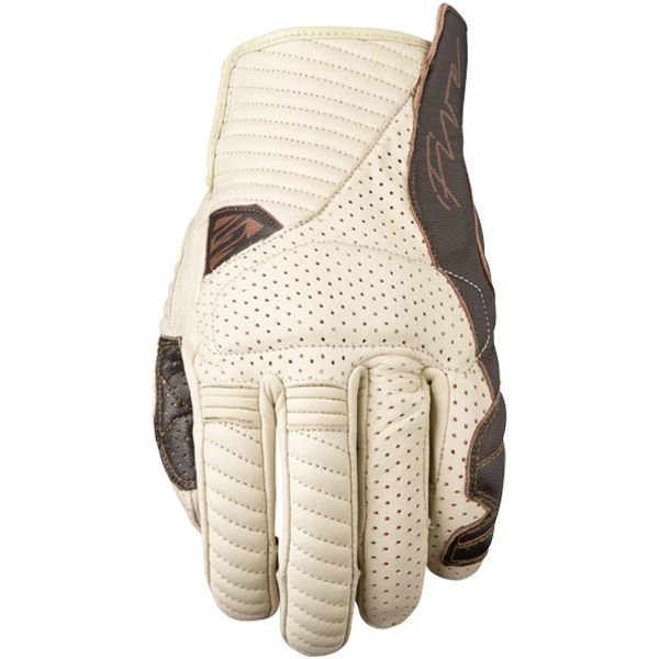 Gants Moto Five Arizona Beige