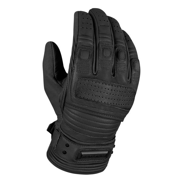 Gants Moto ICON Beltway Black