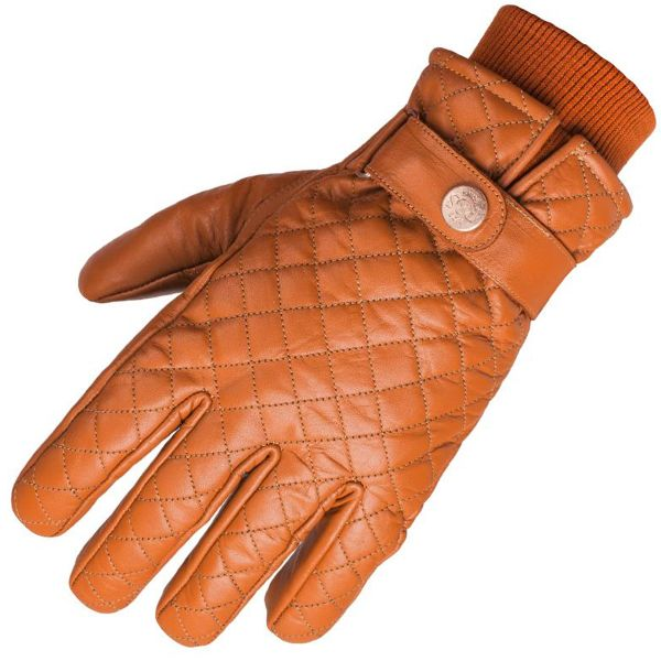 Gants Moto Ride & Sons Bullit Camel