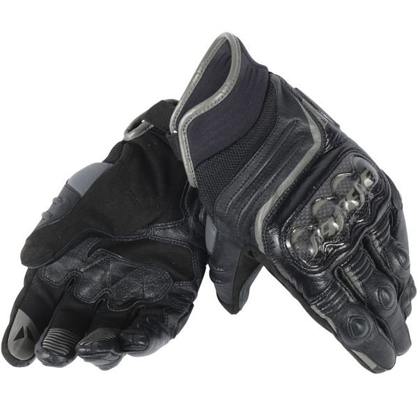 Gants Moto Dainese Carbon D1 Short Black