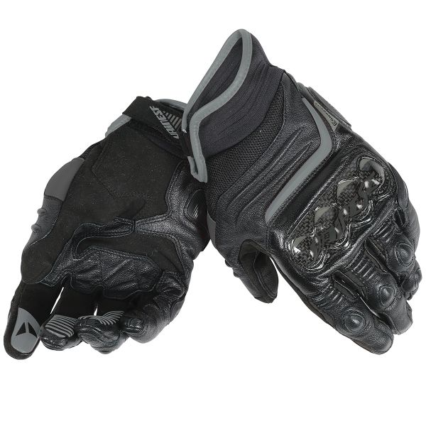 Gants Moto Dainese Carbon D1 Short Lady Black