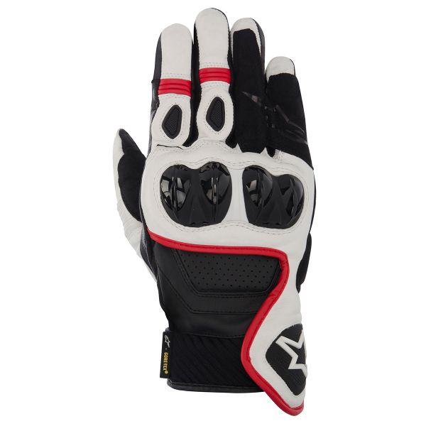 Gants Moto Alpinestars Celer X-Trafit White Black Red