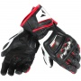Gants Moto Dainese Druid D1 Long Black White Red