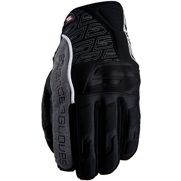 Gants Moto Five Enduro Quad Summer Black Red