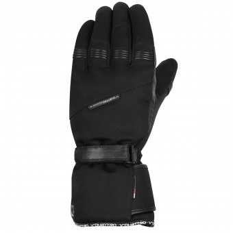 Gants Moto V'Quattro Frisco Black