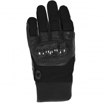 Gants Moto V'Quattro Grind Kid Black