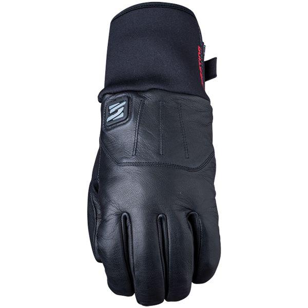 Gants Moto Five HG4 WP Chauffant Black
