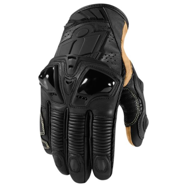 Gants Moto ICON Hypersport Pro Short Stealth