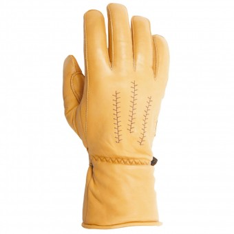 Gants Moto Helstons Jeff Leather Gold