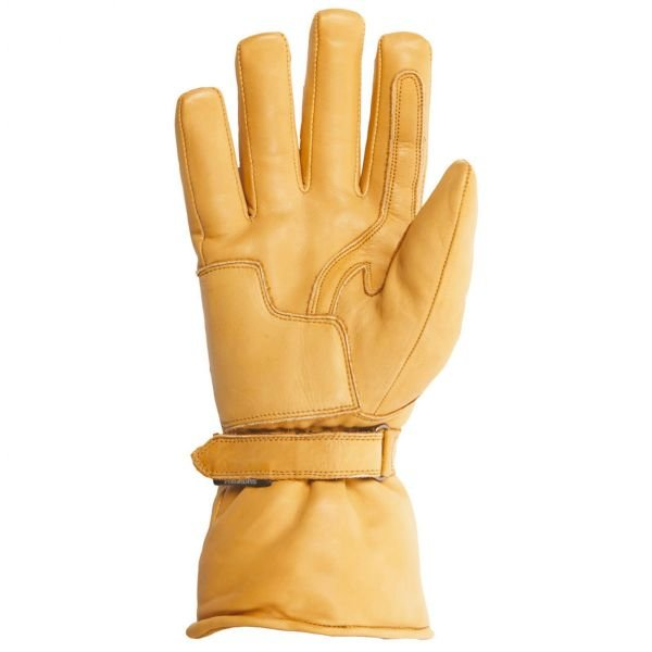 Helstons Jeff Leather Gold
