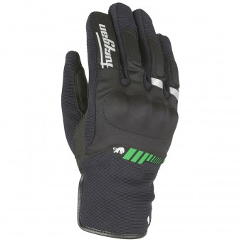 Gants Moto Furygan Jet All Season Black Green