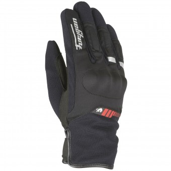 Gants Moto Furygan Jet All Season Black Red