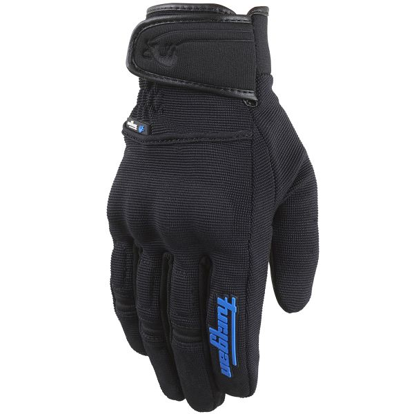 Gants Moto Furygan Jet Evo II Black Blue