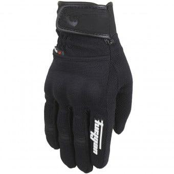 Gants Moto Furygan Jet Evo II Lady Black