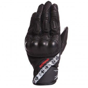 Gants Moto Bering Lady Raven Black