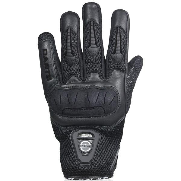 gants moto darts leader black au meilleur prix. Black Bedroom Furniture Sets. Home Design Ideas
