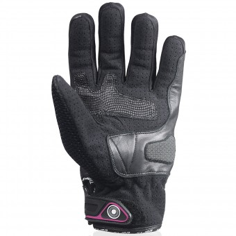 Gants Moto Darts Leader Lady Fushia