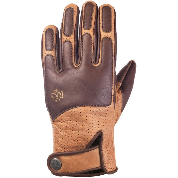 Gants Moto Ride & Sons Lord Brown Camel
