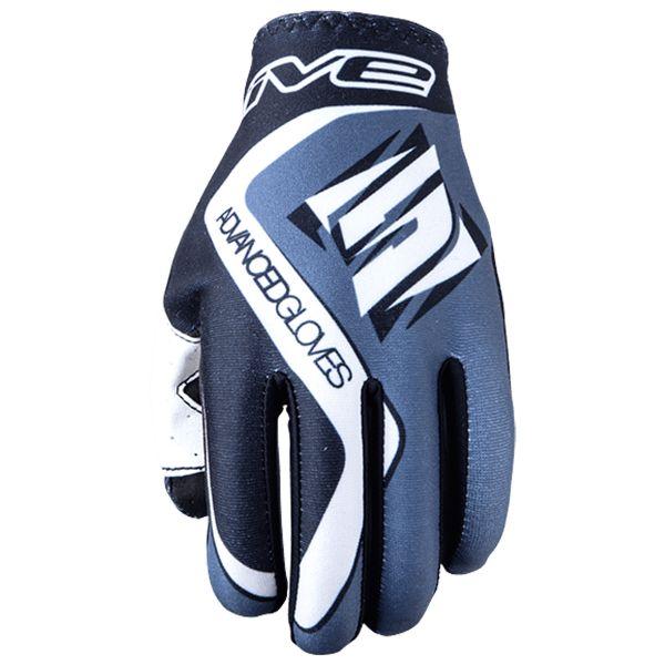 Gants Moto Five MX Practice Grey