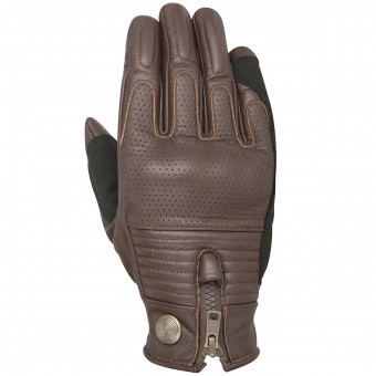 Gants Moto Alpinestars Oscar Rayburn Tobacco Brown