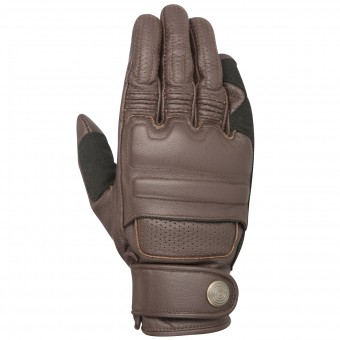 Gants Moto Alpinestars Oscar Robinson Tobacco Brown