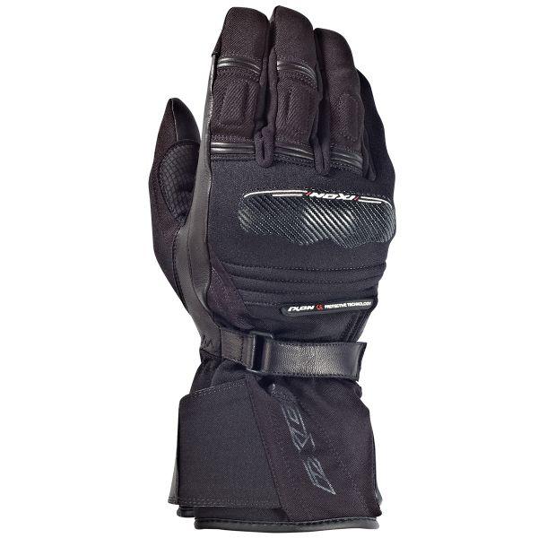 Gants Moto Ixon Pro Snow HP Black