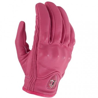 Gants Moto ICON Pursuit Pink