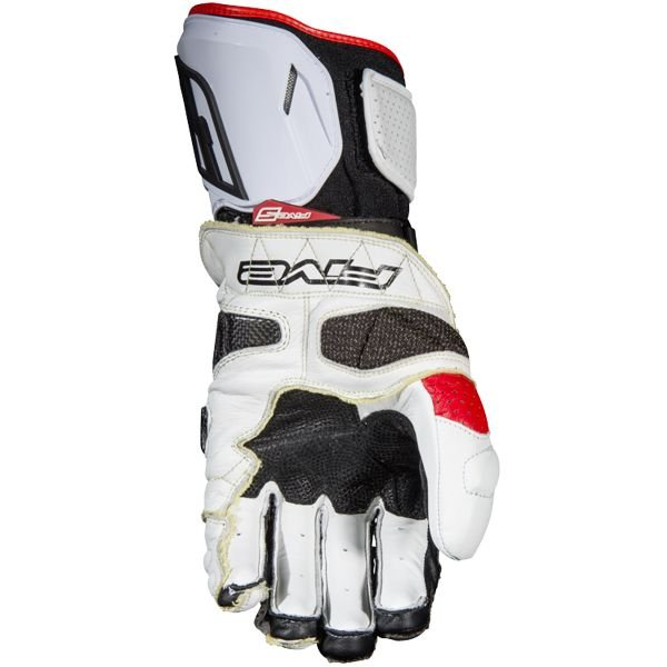 Five RFX Race White Red