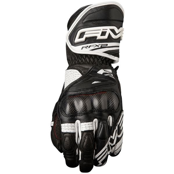 Gants Moto Five RFX2 Black White