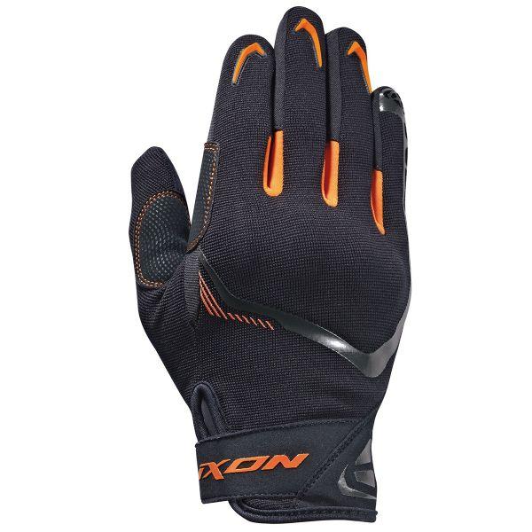 Gants Moto Ixon RS Lift 2.0 Black Orange