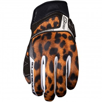 Gants Moto Five RS3 Woman Leo