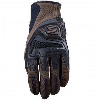 Gants Moto Five RS4 Brown