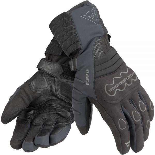 Gants Moto Dainese Scout Evo Gore-Tex Black