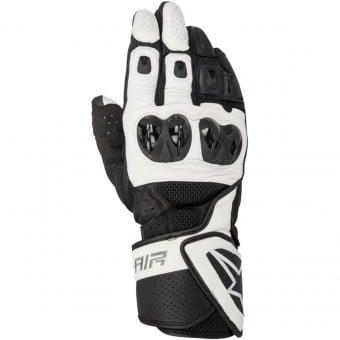 Gants Moto Alpinestars SP Air Black White