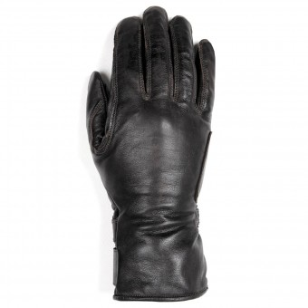 Gants Moto Helstons Stella Woman Leather Black