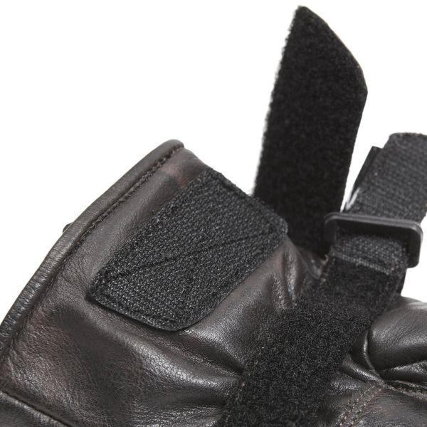 Helstons Stella Woman Leather Black