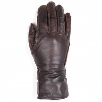 Gants Moto Helstons Stella Woman Leather Brown