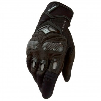 Gants Moto SHOT Stunter Black Black