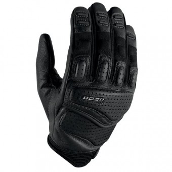 Gants Moto ICON Superduty 2 Black